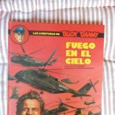 Cómics: LAS AVENTURAS DE BUCK DANNY- FUEGO EN EL CIELO - N. 43. Lote 278942743