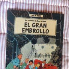 Cómics: LAS AVENTURAS DE OSCAR Y JULIAN - EL GRAN EMBROLLO - N. 1. Lote 278955833