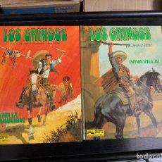 Cómics: LOS GRINGOS, DE CHARLIER Y VICTOR DE LA FUENTE. Lote 279426708
