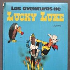 Cómics: LAS AVENTURAS DE LUCKY LUKE. TOMO 8. GRIJALBO. Lote 294974613
