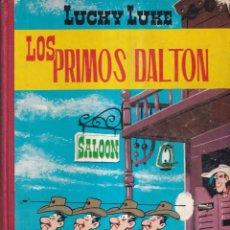 Cómics: LUCKY LUKE, LOS PRIMOS DALTON - ED. TORAY 1969 LOMO TELA. Lote 280797578