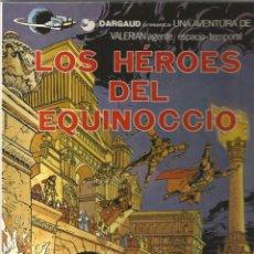 Fumetti: VALERIAN Nº 7, LOS HÉROES DEL EQUINOCCIO. EXCELENTE ESTADO, GRIJALBO. Lote 280992898
