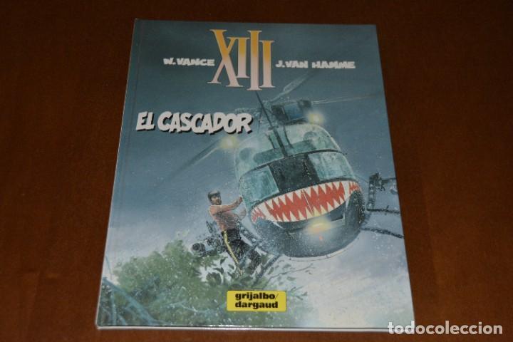 XIII Nº 10, EL CASCADOR. EXCELENTE ESTADO, GRIJALBO (Tebeos y Comics - Grijalbo - XIII)