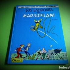 Cómics: LAS AVENTURAS DE SPIROU Y FANTASIO - Nº 3 - 1ª EDICION 1987 EXCELENTE ESTADO. Lote 282868363