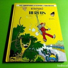 Fumetti: LES AVENTURES D'ESPIRÚ I FANTÀSTIC Nº 2 ESPIRÚ I ELS HEREUS (GRIJALBO) 1987-MOLT BON ESTAT. Lote 282869683
