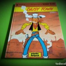 Cómics: LUCKY LUKE - Nº 27 - DAISY TOWN - GRIJALBO - AÑO 1984-EXCELENTE ESTADO. Lote 282871698