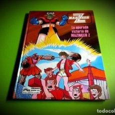 Comics: MAZINGER Z -Nº 4 EDICIONES JUNIOR 1978 EXCELENTE ESTADO. Lote 282881053