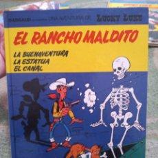Comics: LUCKY LUKE EL RANCHO MALDITO 47 GRIJALBO DARGAUD. Lote 282987993