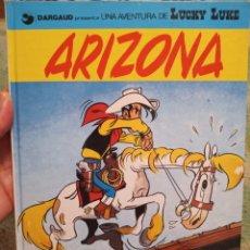 Comics: LUCKY LUKE 51 ARIZONA CASTELLANO GRIJALBO DARGAUD. Lote 282990843