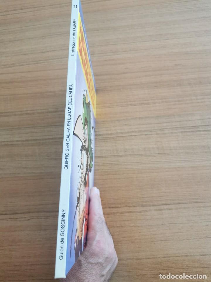Cómics: LAS AVENTURAS DEL GRAN VISIR IZNOGUD - QUIERO SER CALIFA EN LUGAR DEL CALIFA - N. 11 - Foto 2 - 283004213