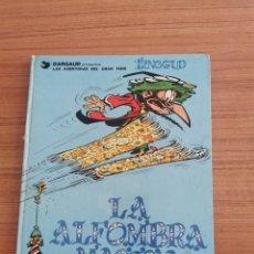 Cómics: LAS AVENTURAS DEL GRAN VISIR IZNOGUD - LA ALFOMBRA MAGICA - N. 3. Lote 283005168