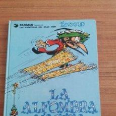 Cómics: LAS AVENTURAS DEL GRAN VISIR IZNOGUD - LA ALFOMBRA MAGICA - N. 3. Lote 283005293