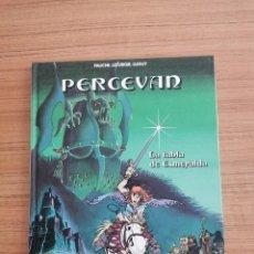 Cómics: PERCEVAN - LA TABLA DE ESMERALDA- N. 8. Lote 283023468