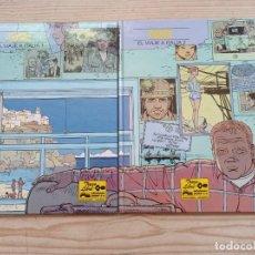 Cómics: COSEY - EL VIAJE A ITALIA - 2 TOMOS COMPLETA - 1993 - GRIJALBO. Lote 283051383