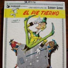 Comics : LUCKY LUKE Nº 4 EL PIE TIERNO GRIJALBO DARGAUD. Lote 283128598