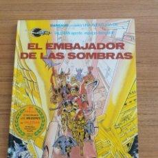 Cómics: UNA AVENTURA DE VALERIAN AGENTE ESPACIO - TEMPORAL - EL EMBAJADOR DE LAS SOMBRAS - N. 5. Lote 283182868