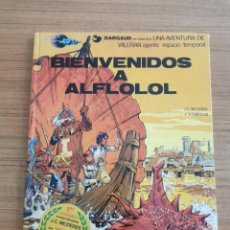 Cómics: UNA AVENTURA DE VALERIAN AGENTE ESPACIO - TEMPORAL - BIENVENIDOS A ALFLOLOL - N. 3. Lote 283183238