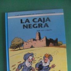 Cómics: LAS AVENTURAS DE SPIROU Y FANTASIO Nº 44 LA CAJA NEGRA GRIJALBO. Lote 283688123