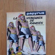 Cómics: PAPYRUS Nº 7 - LA VENGANZA DE RAMSÉS - DE GIETER - EDICIONES JUNIOR - GRIJALBO 1990. Lote 283688728