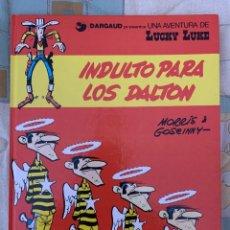 Comics: LUCKY LUKE - INDULTO PARA LOS DALTON - GRIJALBO DARGAUD NUMERO 13. Lote 283892273