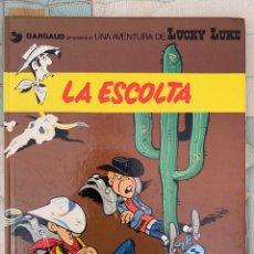 Comics: LUCKY LUKE - LA ESCOLTA - GRIJALBO DARGAUD NUMERO 18. Lote 283892413