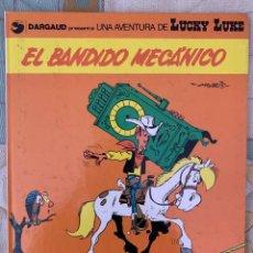 Cómics: LUCKY LUKE - EL BANDIDO MECANICO - GRIJALBO DARGAUD NUMERO 20. Lote 283892738