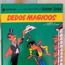 Cómics: LUCKY LUKE - DEDOS MAGICOS - GRIJALBO DARGAUD NUMERO 26. Lote 283893353