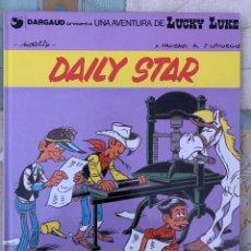 Cómics: LUCKY LUKE - DAILY STAR - GRIJALBO DARGAUD NUMERO 30. Lote 283893743