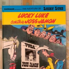 Comics: LUCKY LUKE - LUCKY LUKE CONTRA JOSS JAMON - GRIJALBO DARGAUD NUMERO 46. Lote 283894383