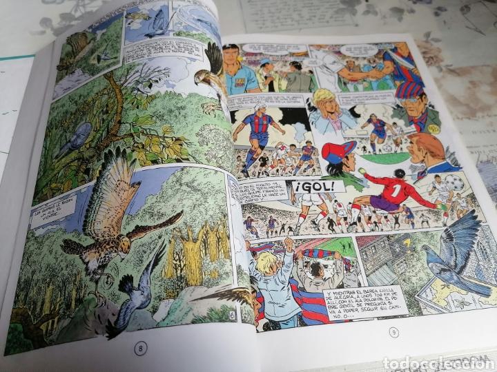 Cómics: ERIC CASTEL N° 15 EL MENSAJE DEL MALTÉS ED JUNIOR - Foto 4 - 284135518