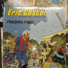 Cómics: ERIC CASTEL 3 TARJETA ROJA CJ39. Lote 284244138