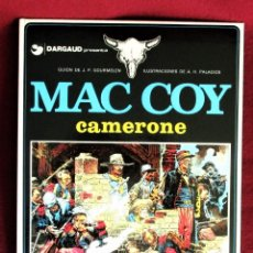 Comics: MAC COY CAMERON Nº 11 GRIJALBO 1984 IMPECABLE DE TIENDA. VER DESCRIPCIÓN Y FOTOS. Lote 284424868
