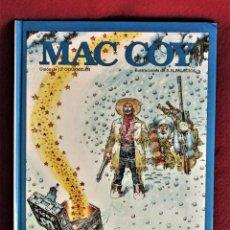 Comics: MAC COY EL BAUL DE LOS SORTILEGIOS Nº 18 GRIJALBO 1994 IMPECABLE DE TIENDA. VER DESCRIPCIÓN Y FOTOS. Lote 284425248