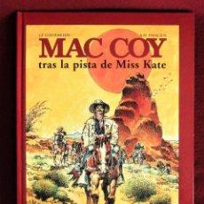 Comics: MAC COY TRAS LA PIST DE MISS KATE Nº 21 GRIJALBO 1999 EXCELENTE, COMO DE TIENDA. VER DESCRIPCIÓN. Lote 284425743