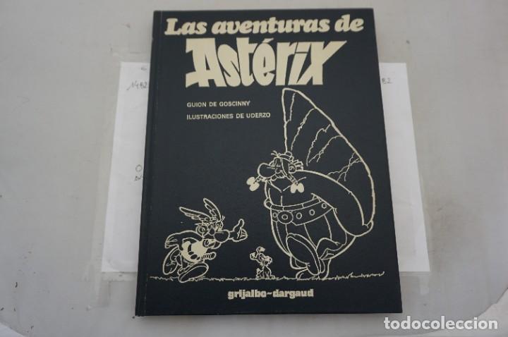TOMO 5 - LAS AVENTURAS DE ASTERIX - UDERZO / GOSCINNY - GRIJALBO - DARGAUD 1983 (Tebeos y Comics - Grijalbo - Asterix)
