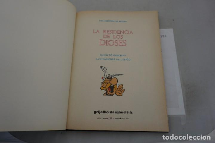 Cómics: TOMO 5 - LAS AVENTURAS DE ASTERIX - UDERZO / GOSCINNY - GRIJALBO - DARGAUD 1983 - Foto 4 - 284719928