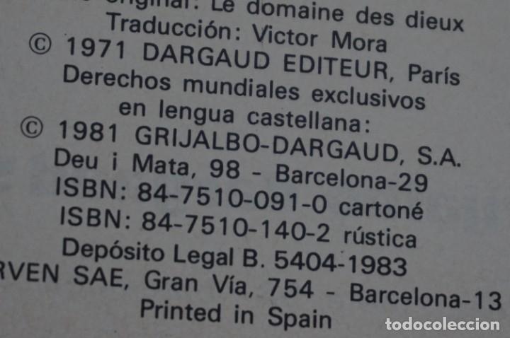 Cómics: TOMO 5 - LAS AVENTURAS DE ASTERIX - UDERZO / GOSCINNY - GRIJALBO - DARGAUD 1983 - Foto 5 - 284719928