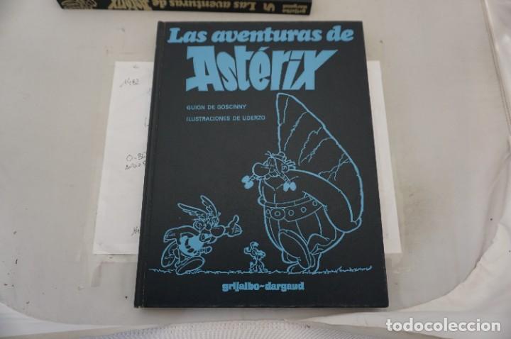 TOMO 4 - LAS AVENTURAS DE ASTERIX - UDERZO / GOSCINNY - GRIJALBO - DARGAUD 1983 (Tebeos y Comics - Grijalbo - Asterix)