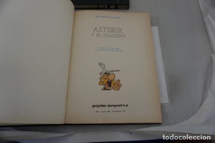 Cómics: TOMO 4 - LAS AVENTURAS DE ASTERIX - UDERZO / GOSCINNY - GRIJALBO - DARGAUD 1983 - Foto 4 - 284720233