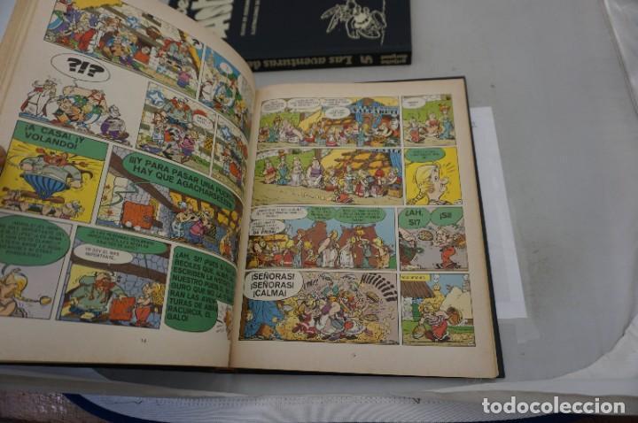 Cómics: TOMO 4 - LAS AVENTURAS DE ASTERIX - UDERZO / GOSCINNY - GRIJALBO - DARGAUD 1983 - Foto 6 - 284720233