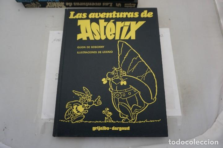 TOMO 3 - LAS AVENTURAS DE ASTERIX - UDERZO / GOSCINNY - GRIJALBO - DARGAUD 1983 (Tebeos y Comics - Grijalbo - Asterix)
