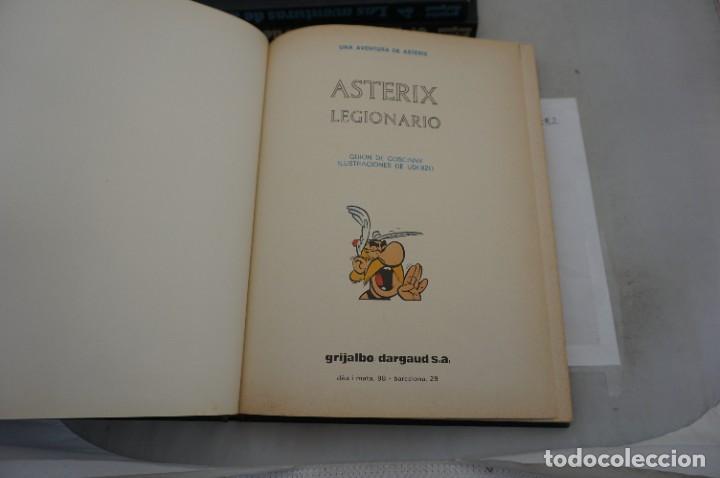 Cómics: TOMO 3 - LAS AVENTURAS DE ASTERIX - UDERZO / GOSCINNY - GRIJALBO - DARGAUD 1983 - Foto 4 - 284720783