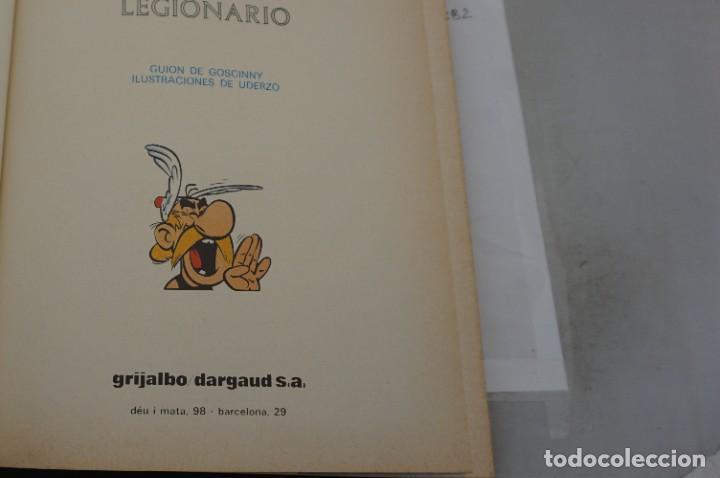 Cómics: TOMO 3 - LAS AVENTURAS DE ASTERIX - UDERZO / GOSCINNY - GRIJALBO - DARGAUD 1983 - Foto 5 - 284720783