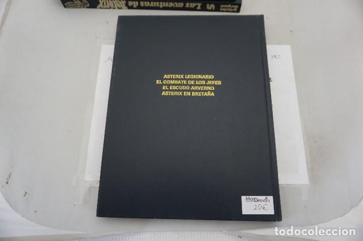 Cómics: TOMO 3 - LAS AVENTURAS DE ASTERIX - UDERZO / GOSCINNY - GRIJALBO - DARGAUD 1983 - Foto 9 - 284720783