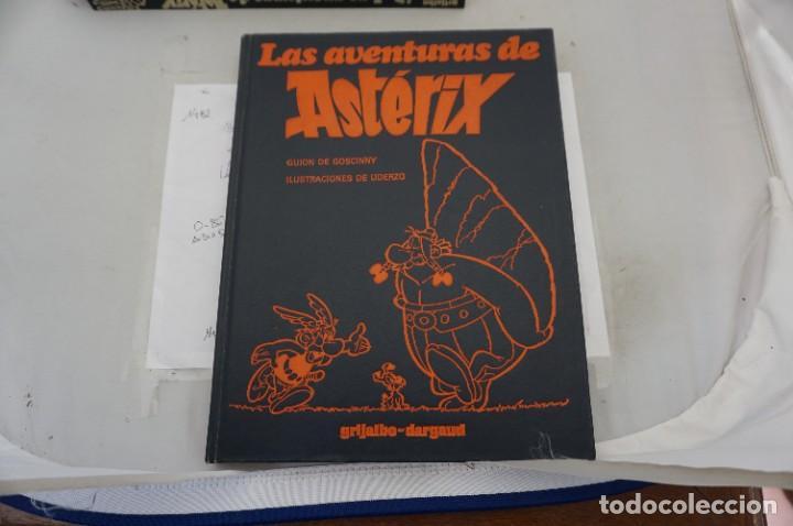 TOMO 2 - LAS AVENTURAS DE ASTERIX - UDERZO / GOSCINNY - GRIJALBO - DARGAUD 1983 (Tebeos y Comics - Grijalbo - Asterix)