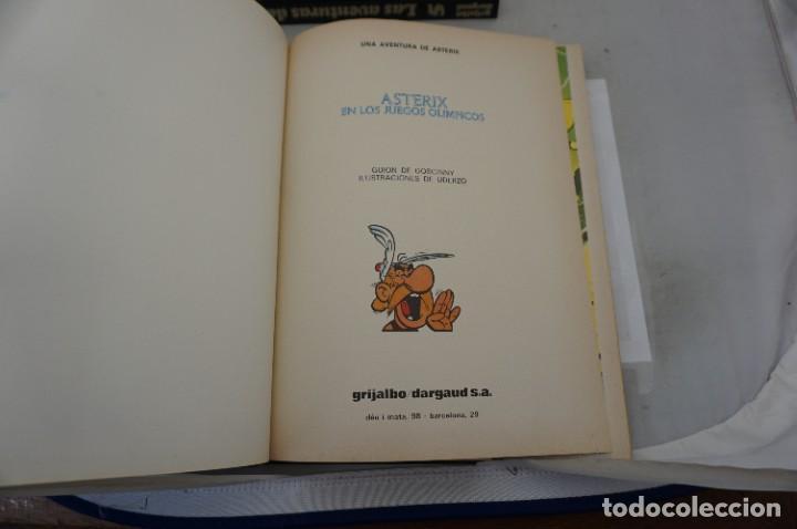 Cómics: TOMO 2 - LAS AVENTURAS DE ASTERIX - UDERZO / GOSCINNY - GRIJALBO - DARGAUD 1983 - Foto 4 - 284720853
