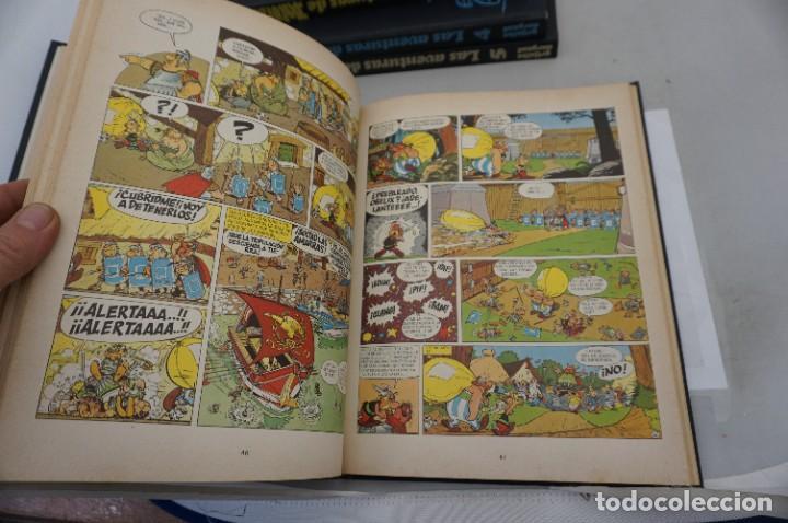 Cómics: TOMO 2 - LAS AVENTURAS DE ASTERIX - UDERZO / GOSCINNY - GRIJALBO - DARGAUD 1983 - Foto 7 - 284720853