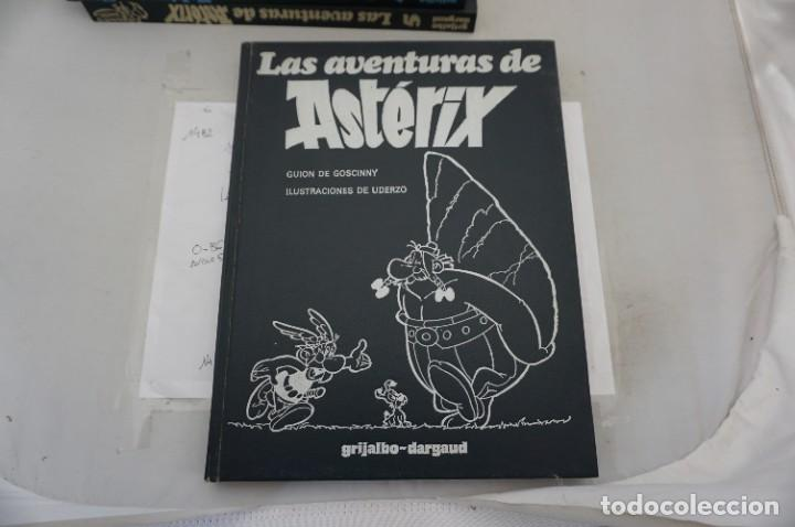 TOMO 1 - LAS AVENTURAS DE ASTERIX - UDERZO / GOSCINNY - GRIJALBO - DARGAUD 1983 (Tebeos y Comics - Grijalbo - Asterix)