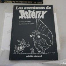 Cómics: TOMO 1 - LAS AVENTURAS DE ASTERIX - UDERZO / GOSCINNY - GRIJALBO - DARGAUD 1983. Lote 284720933