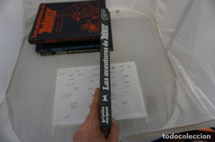 Cómics: TOMO 1 - LAS AVENTURAS DE ASTERIX - UDERZO / GOSCINNY - GRIJALBO - DARGAUD 1983 - Foto 2 - 284720933